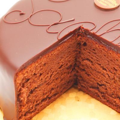 最高級洋菓子 ウィーンの銘菓ザッハトルテ15cmの画像3枚目