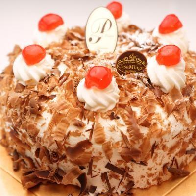 最高級洋菓子 シュヴァルツベルダーキルシュトルテ15cm