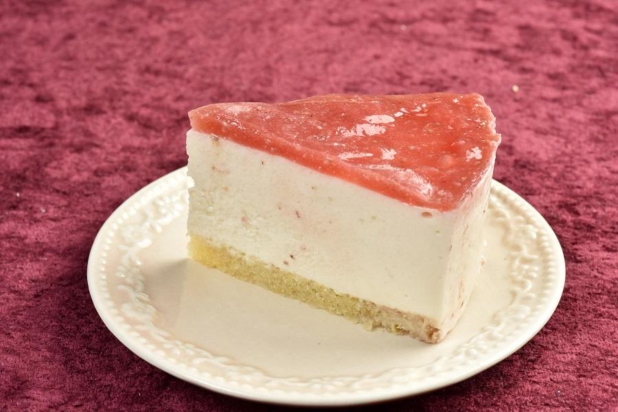 卵・乳製品・小麦粉除去 いちごの豆乳レアチーズケーキ5号 デコレーションセット付きの画像6枚目