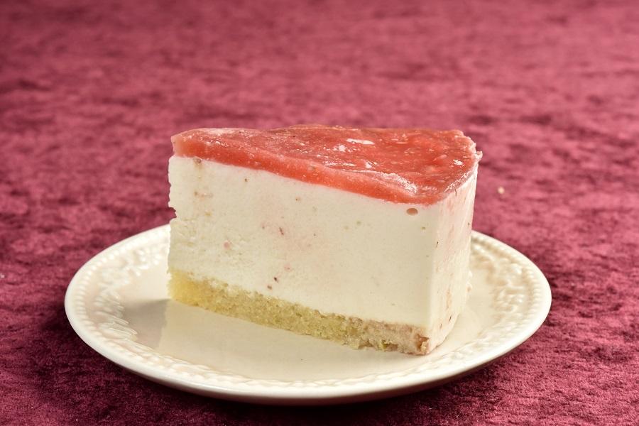 卵・乳製品・小麦粉除去 いちごの豆乳レアチーズケーキ5号 デコレーションセット付きの画像7枚目