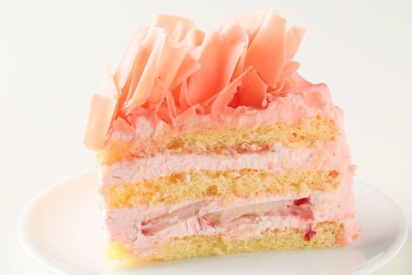 糖質制限!レアシュガーのフラワーショートケーキ 4号 12cmの画像4枚目