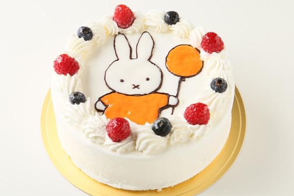 イラストデコレーションケーキ 5号 15cmの画像2枚目