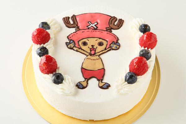 イラストデコレーションケーキ 5号 15cmの画像5枚目