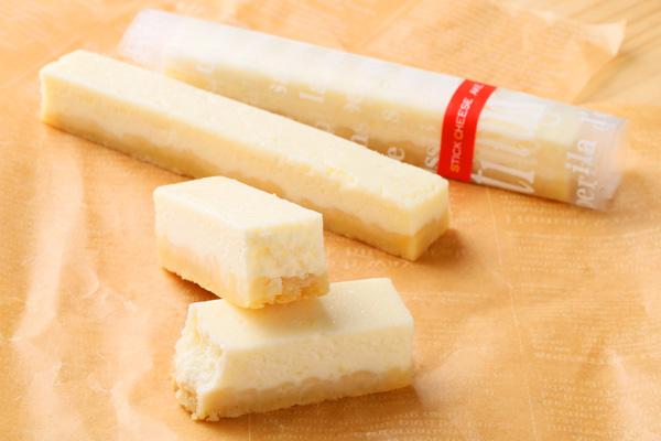 メープルチーズ詰め合わせ 6本入りの画像1枚目