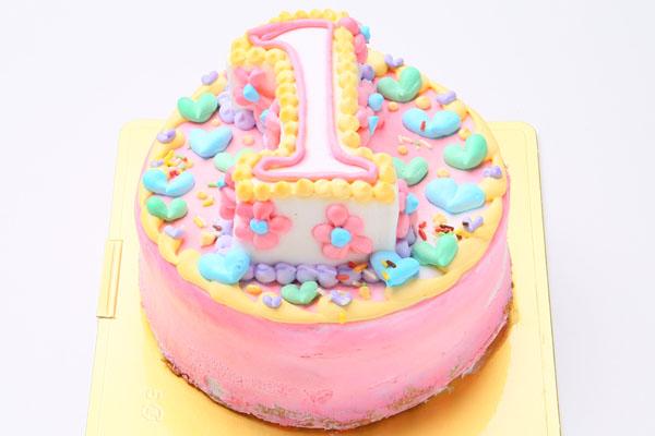 立体ナンバーケーキ 5号 15cmの画像2枚目