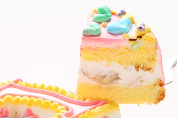 立体ナンバーケーキ 5号 15cmの画像3枚目
