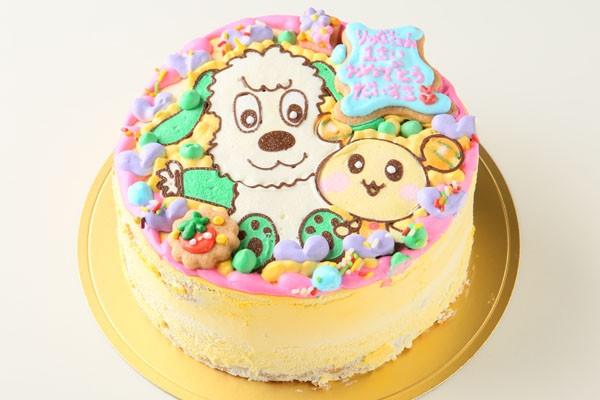 キャラクターケーキ 5号 15cmの画像5枚目
