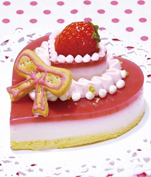 塩不使用!レアチーズケーキ☆ハッピーピュアチーズ LOVE 約10cm