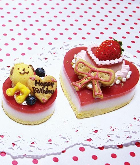 塩不使用!レアチーズケーキ☆ハッピーピュアチーズ LOVE 約10cmの画像4枚目