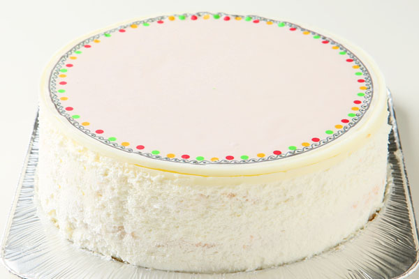 冷蔵配送の写真ケーキ 5号の画像2枚目