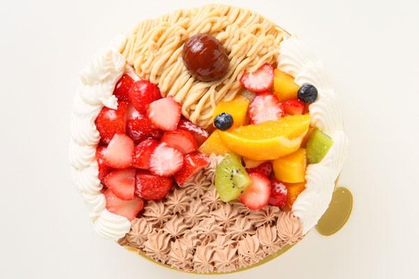 4種のケーキアソート6号の画像2枚目