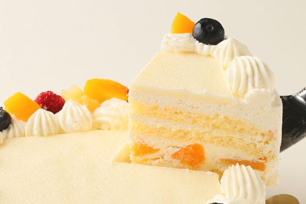 生クリームフォトケーキ 5号 15cmの画像3枚目