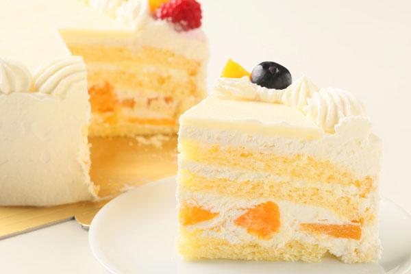 生クリームフォトケーキ 5号 15cmの画像5枚目