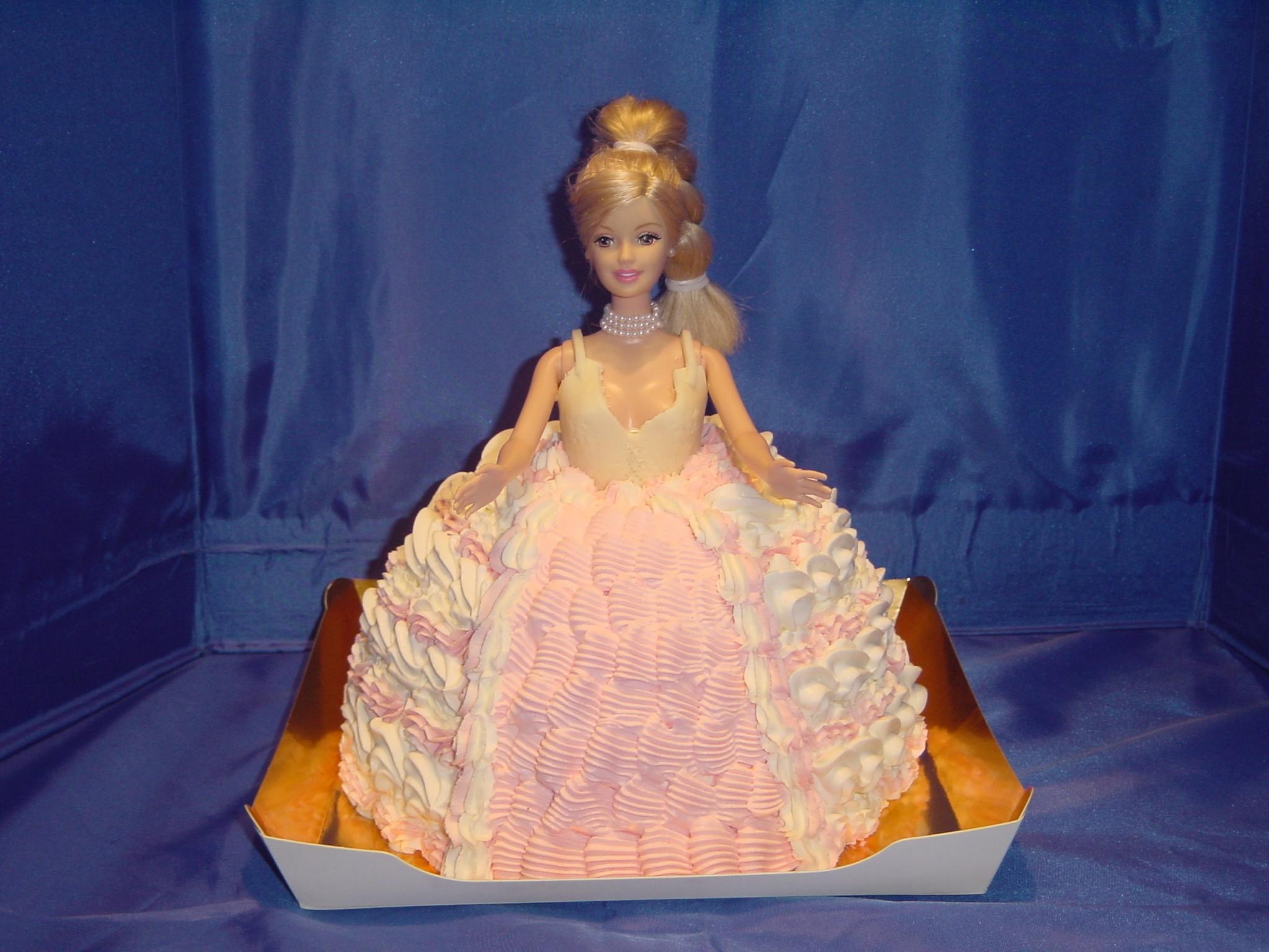 【京都市内 限定配送】【送料無料】パーティー用大型ケーキ ドールケーキ
