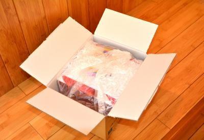 ストロベリー色の生クリーム苺7号(直径約21cm)/苺2段サンド/北海道生ク  リーム100%北海道小麦粉100%使用の画像8枚目