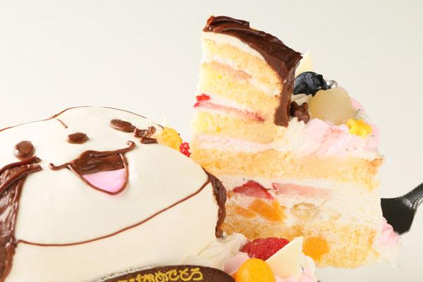 立体3Dケーキ 8号 24cmの画像6枚目