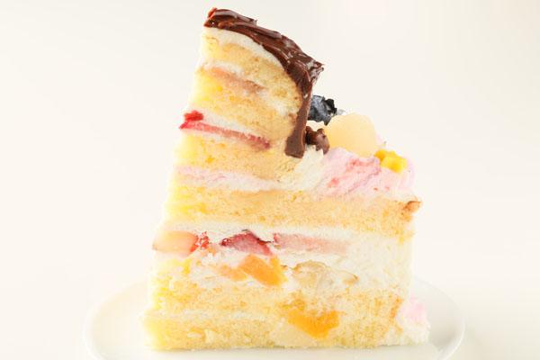 立体3Dケーキ 8号 24cmの画像7枚目