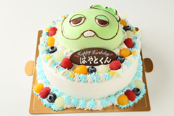 立体3Dケーキ 8号 24cmの画像3枚目