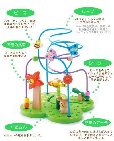 お散歩くまさん【誕生日 バースデー ギフト 贈り物 プレゼント お祝い 子供 キッズ おもちゃ 木製】の画像5枚目