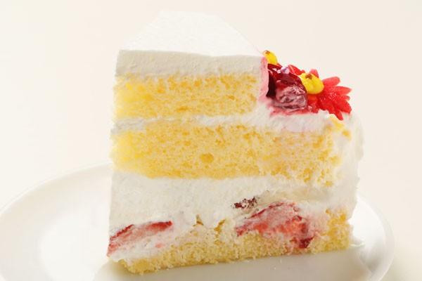 ファーストバースデーフォトケーキ 豆乳クリーム 4号 12cmの画像6枚目