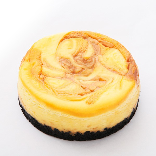 NYチーズケーキ・塩キャラメルの画像2枚目