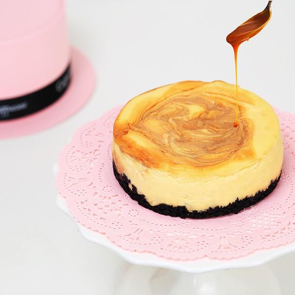 NYチーズケーキ・塩キャラメル