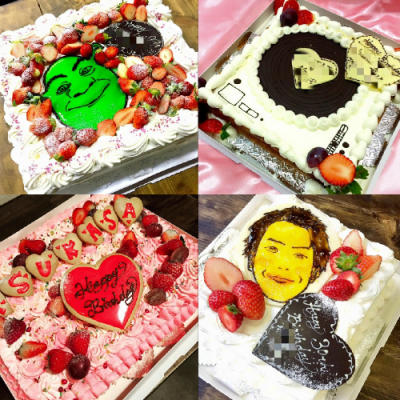 オーダー用 パーティ用ケーキ
