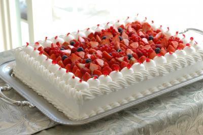 【愛知県一宮市近辺 限定配送】【送料無料】パーティー用大型ケーキ