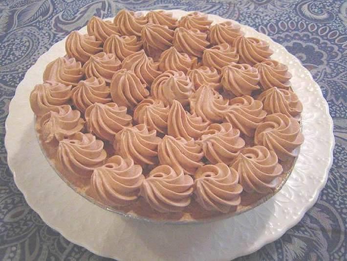 シェ・ワタナベ特製 卵・乳製品・小麦粉除去可能 ノンアレルギーケーキ ショコラ 直径約17cm