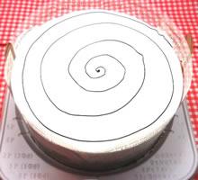卵・乳製品・小麦粉除去 米粉 チョコバナナ ホールケーキ 5号 15cm
