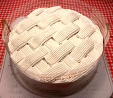 卵・乳製品・小麦粉除去 クリーミーショコラ ホールケーキ 5号 15cm
