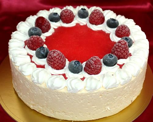 アイスデコレーションケーキ 5号 15cm