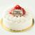 生クリームケーキイメージ