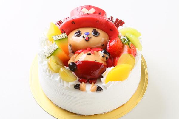 土台あり 立体キャラクターケーキ 生クリーム 5号 15cmの画像3枚目