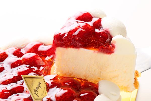 木苺レアチーズケーキ 4号 12cmの画像3枚目