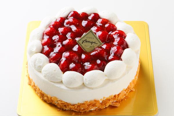 木苺レアチーズケーキ 4号 12cm