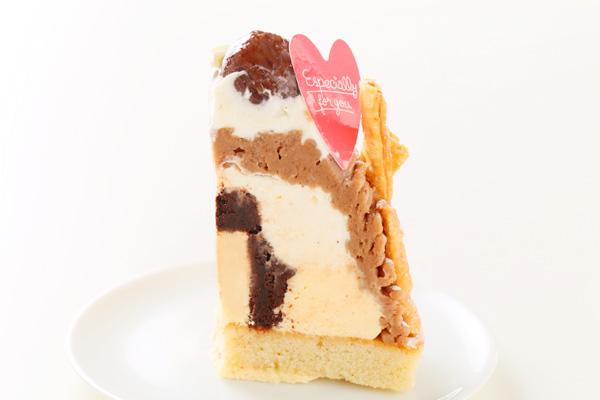 秋にぴったりのケーキ☆モンブラン 4号 12cmの画像4枚目