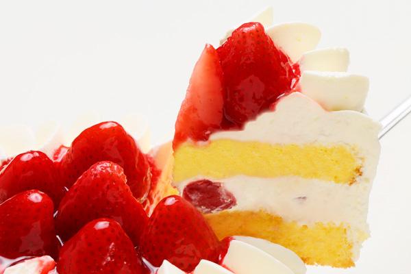 ストロベリーショートケーキ 5号 15cmの画像3枚目
