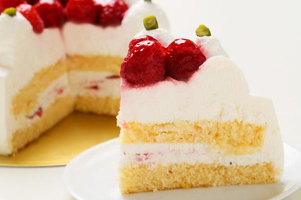 生クリームデコレーションケーキ 5号 15cmの画像5枚目