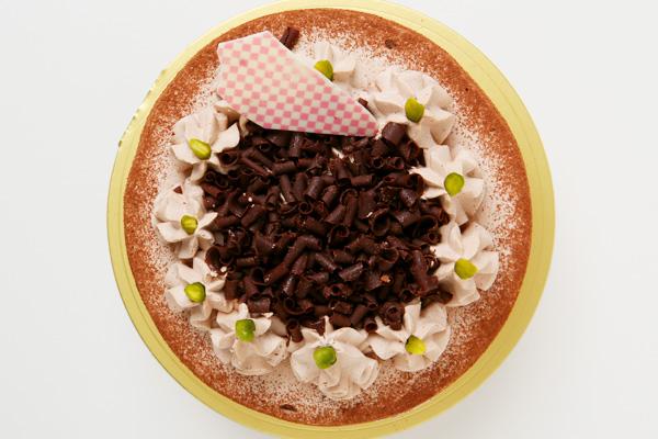 ショコラケーキ 5号 15cmの画像2枚目