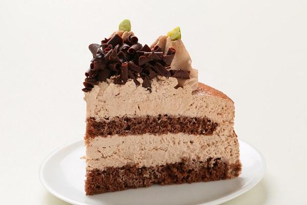 ショコラケーキ 5号 15cmの画像4枚目