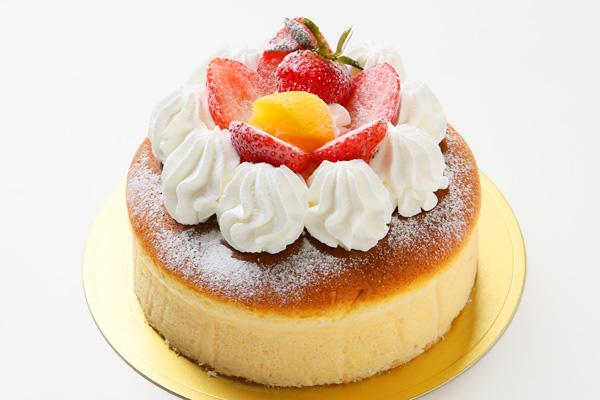 スフレチーズケーキ 5号 15cm