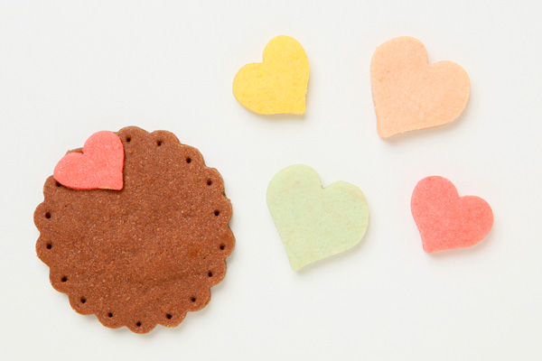 キャラクタークッキーのデコレーションケーキ 4号 12cmの画像14枚目