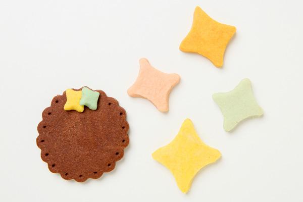 キャラクタークッキーのデコレーションケーキ 4号 12cmの画像17枚目