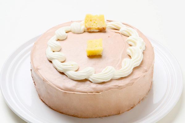 キャラクタークッキーのデコレーションケーキ 4号 12cmの画像10枚目