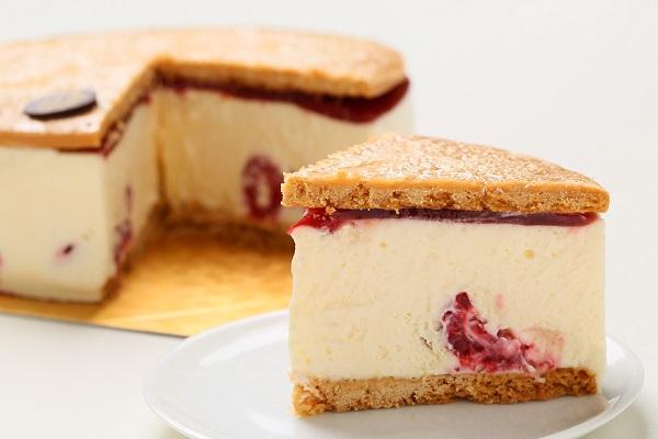 最高級洋菓子 ケーゼザーネトルテ レアチーズケーキ 12cmの画像5枚目