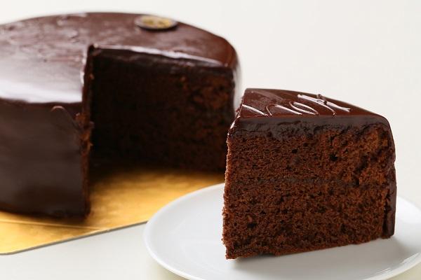 最高級洋菓子 シュス木苺レアチーズケーキ 15cm & ウィーンの銘菓ザッハトルテ 12cm セットの画像11枚目