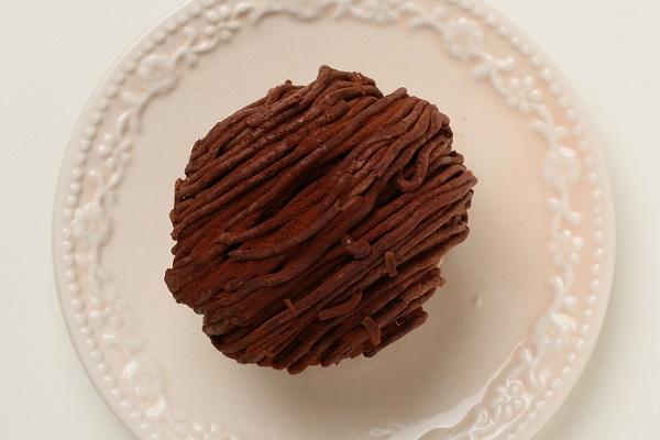 チョコレートモンブラン3個入りの画像3枚目