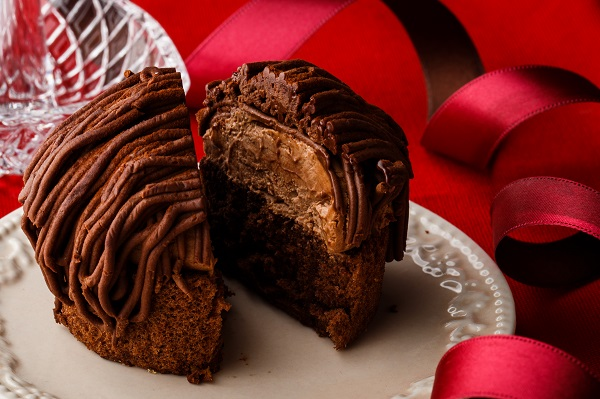 チョコレートモンブラン3個入りの画像7枚目
