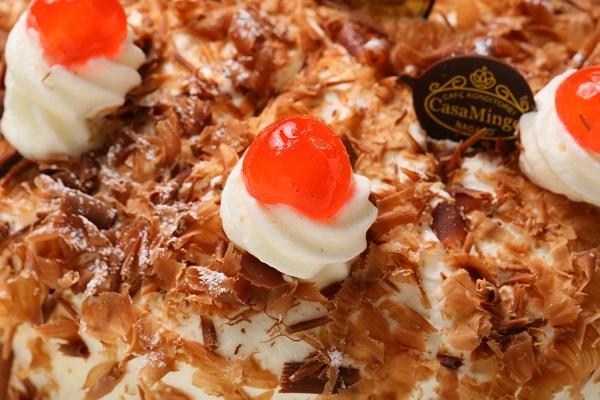 最高級洋菓子 シュヴァルツベルダーキルシュトルテ 15cm & シュス木苺レアチーズケーキ 15cm セットの画像13枚目